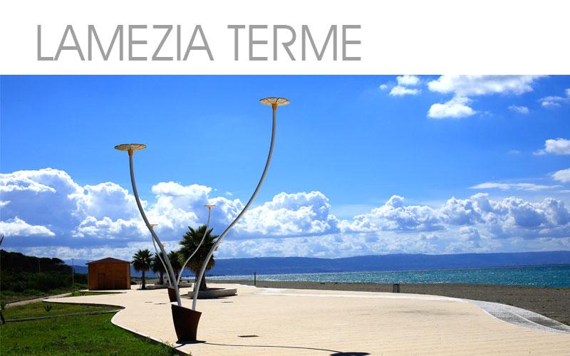 Progetti - Lamezia Terme - Fonderie Viterbesi