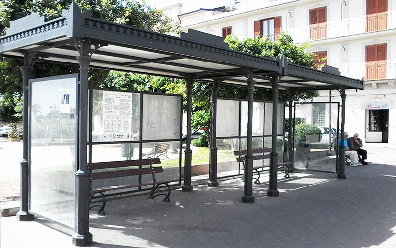 Structures   gazebi e chioschi   fonderie viterbesi   fv ...
